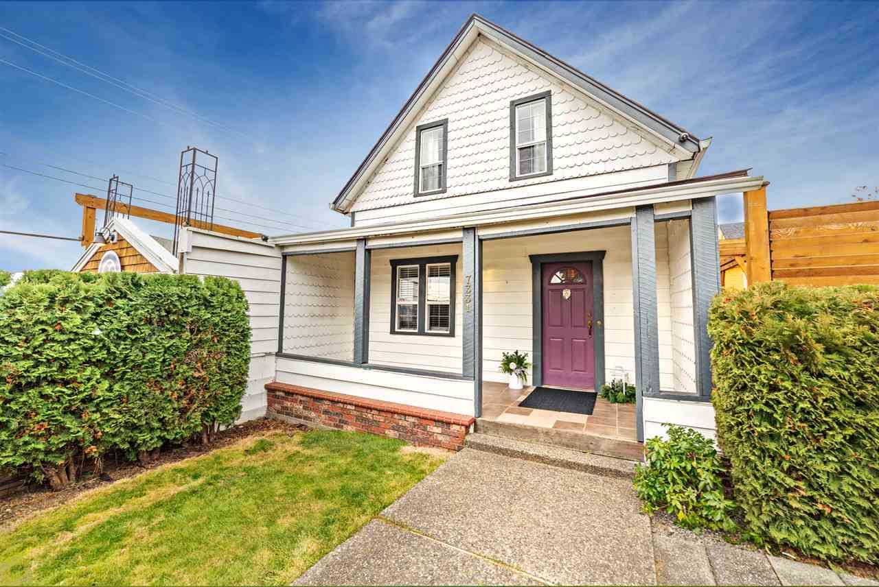 Main Photo: 7331 GRAND Street in Mission: Mission BC House for sale : MLS®# R2538538