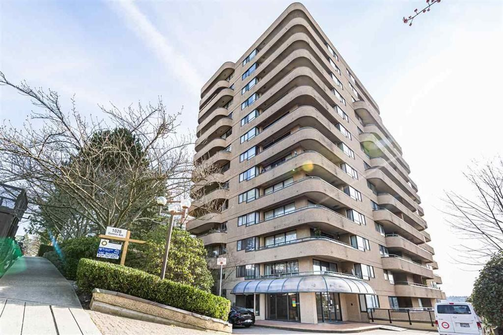 Main Photo: 205 1026 QUEENS AVENUE in New Westminster: Uptown NW Condo for sale : MLS®# R2598981