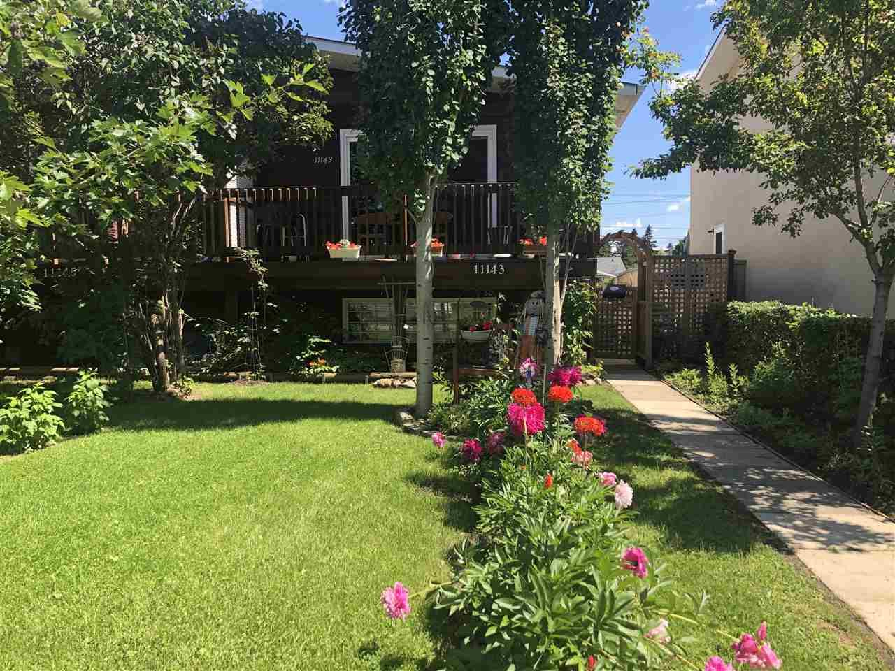 Main Photo: 11143 51 Street in Edmonton: Zone 09 House Half Duplex for sale : MLS®# E4238959