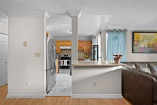 """Photo 4: 101 9151 SATURNA Drive in Burnaby: Simon Fraser Hills Townhouse for sale in """"Mountain Wood"""" (Burnaby North)  : MLS®# R2561706"""