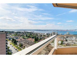 Photo 7: # 1501 123 E KEITH RD in North Vancouver: Lower Lonsdale Condo for sale : MLS®# V1077748