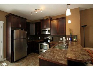 Photo 2: 245 RANCH RIDGE Meadows: Strathmore Townhouse for sale : MLS®# C3615774