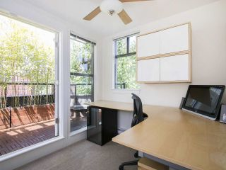 "Photo 13: 854 W 6TH Avenue in Vancouver: Fairview VW Townhouse for sale in ""BOXWOOD GREEN"" (Vancouver West)  : MLS®# R2184606"