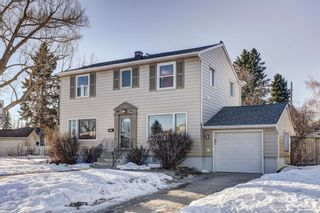 Photo 1: 2611 Exshaw Road NW in Calgary: Banff Trail Residential for sale : MLS®# A1062599