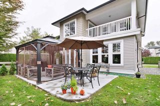 "Photo 38: 40 19452 FRASER Way in Pitt Meadows: South Meadows Townhouse for sale in ""SHORELINE"" : MLS®# R2511047"