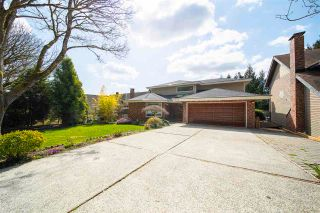 Photo 1: 1243 PINEHURST Drive in Burnaby: Simon Fraser Univer. House for sale (Burnaby North)  : MLS®# R2562905