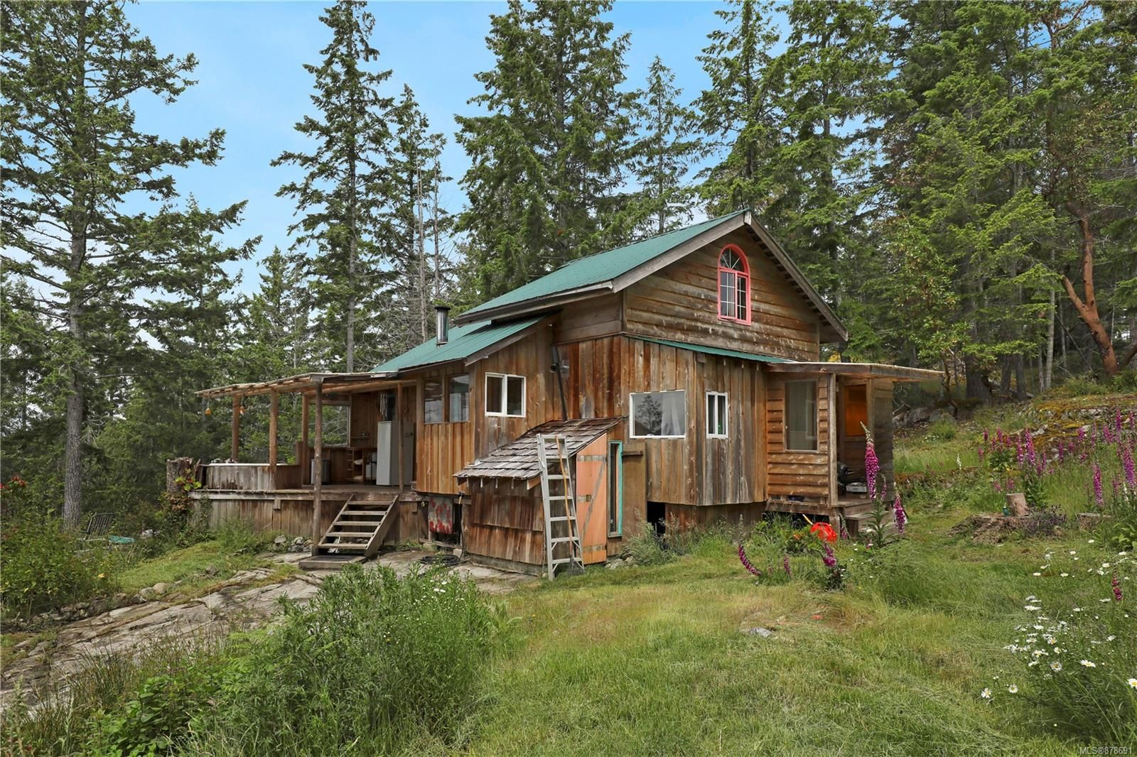 Photo 36: Photos: 979 Thunder Rd in : Isl Cortes Island House for sale (Islands)  : MLS®# 878691