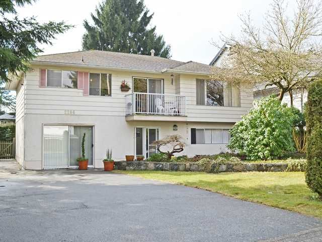 Main Photo: 2286 AUSTIN Avenue in Coquitlam: Central Coquitlam House for sale : MLS®# V1052526