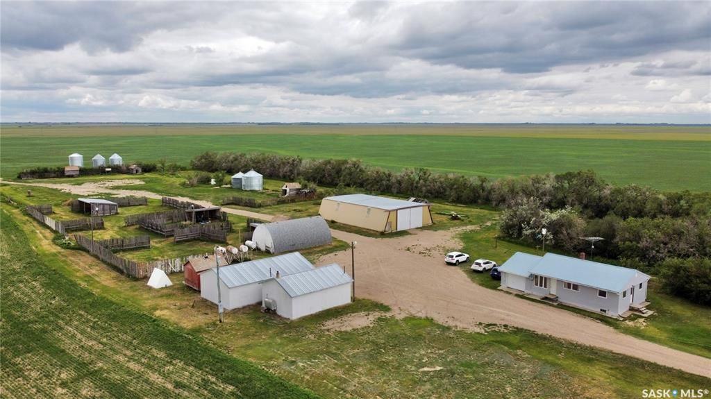 Main Photo: Tomecek Acreage in Rudy: Residential for sale (Rudy Rm No. 284)  : MLS®# SK860263