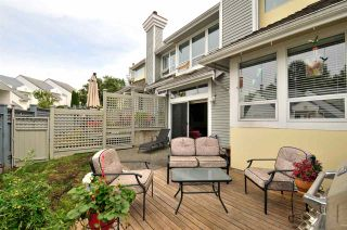 """Photo 18: 8469 PORTSIDE Court in Vancouver: Fraserview VE Townhouse for sale in """"RIVERSIDE TERRACE"""" (Vancouver East)  : MLS®# R2190962"""