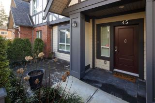 """Photo 5: 45 10388 NO.2 Road in Richmond: Woodwards Townhouse for sale in """"KINGSLEY ESTATE"""" : MLS®# R2527752"""