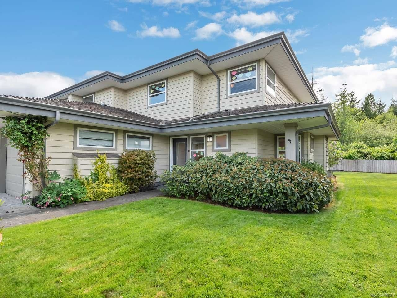 Photo 1: Photos: 21 2750 Denman St in CAMPBELL RIVER: CR Willow Point Row/Townhouse for sale (Campbell River)  : MLS®# 839867