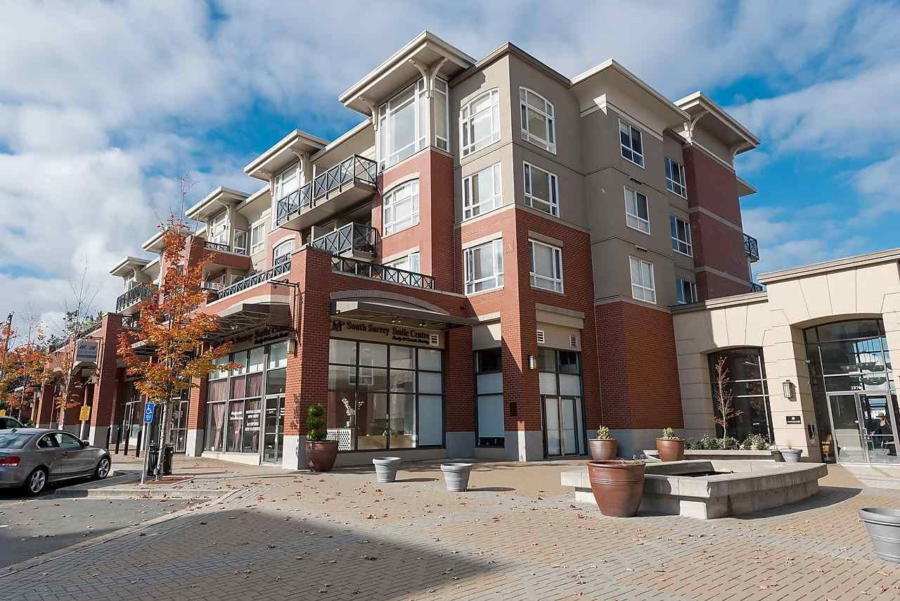 "Main Photo: 103 2970 KING GEORGE Boulevard in Surrey: Elgin Chantrell Condo for sale in ""WATERMARK"" (South Surrey White Rock)  : MLS®# R2011734"