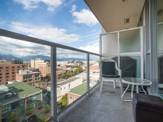 """Photo 12: 1205 550 TAYLOR Street in Vancouver: Downtown VW Condo for sale in """"The Taylor"""" (Vancouver West)  : MLS®# R2093056"""