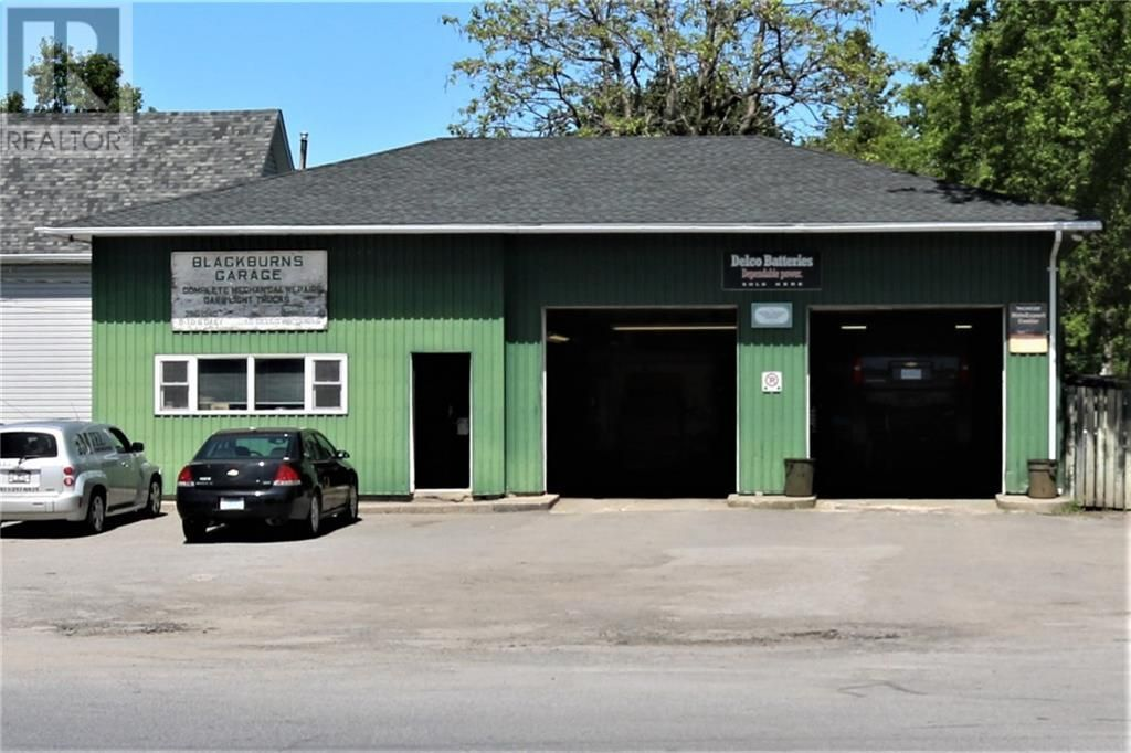 Main Photo: 7 MARTIN STREET S in Almonte: Industrial for sale : MLS®# 1195306