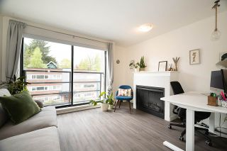 """Photo 2: 408 997 22ND Avenue in Vancouver: Cambie Condo for sale in """"THE CRESCENT IN SHAUGHNESSY"""" (Vancouver West)  : MLS®# R2572734"""