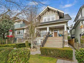 Photo 1: 3323 W 2ND AVENUE in Vancouver: Kitsilano 1/2 Duplex for sale (Vancouver West)  : MLS®# R2538442