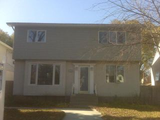 Main Photo: 555 Elm Street in WINNIPEG: River Heights / Tuxedo / Linden Woods Residential for sale (South Winnipeg)  : MLS®# 1020658