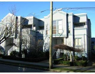 "Photo 1: 19 877 W 7TH AV in Vancouver: Fairview VW Townhouse for sale in ""EMERALD COURT"" (Vancouver West)  : MLS®# V575221"