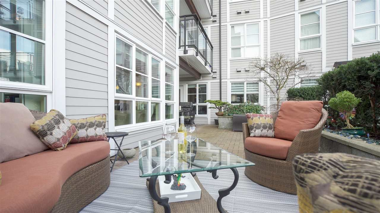 """Photo 18: Photos: 218 23215 BILLY BROWN Road in Langley: Fort Langley Condo for sale in """"WATERFRONT AT BEDFORD LANDING"""" : MLS®# R2252138"""
