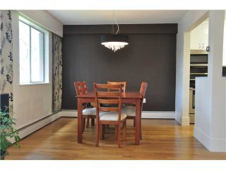 """Photo 3: 6 5565 OAK Street in Vancouver: Shaughnessy Condo for sale in """"SHAWNOAKS"""" (Vancouver West)  : MLS®# V946149"""