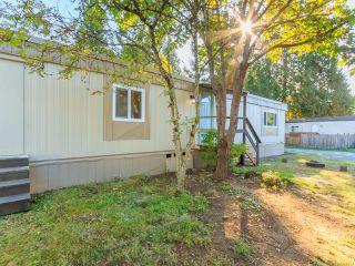 Photo 1: 69 25 MAKI ROAD in NANAIMO: Na Chase River Manufactured Home for sale (Nanaimo)  : MLS®# 826189