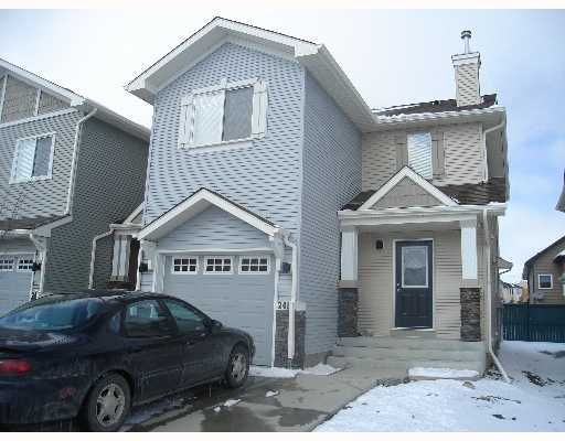 Main Photo: : Chestermere Townhouse for sale : MLS®# C3268847