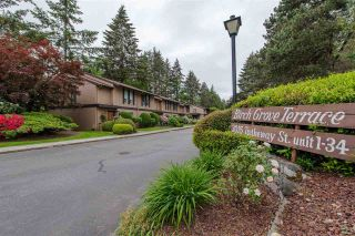 "Main Photo: 4 3015 TRETHEWEY Street in Abbotsford: Central Abbotsford Townhouse for sale in ""Birch Grove Terrace"" : MLS®# R2272220"