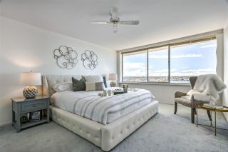 """Photo 13: 1903 1835 MORTON Avenue in Vancouver: West End VW Condo for sale in """"Ocean Towers"""" (Vancouver West)  : MLS®# R2530761"""