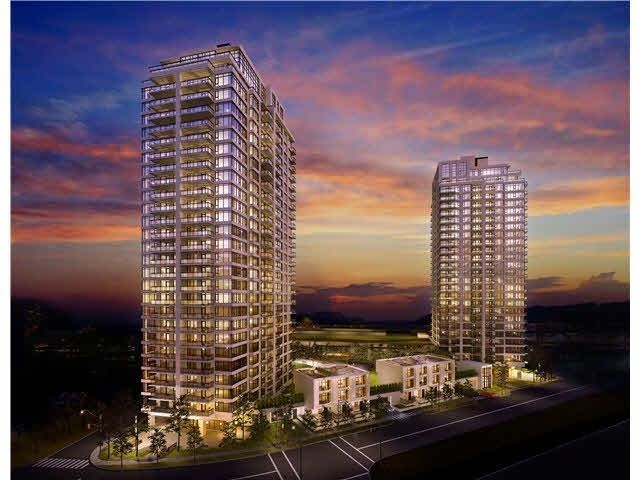 FEATURED LISTING: 906 - 602 COMO LAKE Avenue Coquitlam