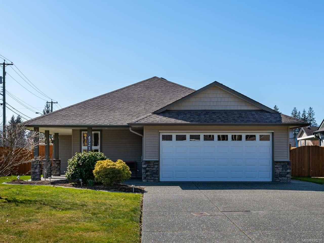 Main Photo: 4721 Cruickshank Pl in COURTENAY: CV Courtenay East House for sale (Comox Valley)  : MLS®# 836236