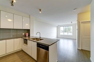 "Photo 6: 406 9877 UNIVERSITY Crescent in Burnaby: Simon Fraser Univer. Condo for sale in ""Veritas by Polygon"" (Burnaby North)  : MLS®# R2519653"