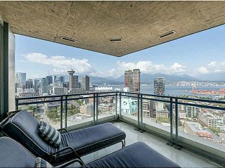 """Photo 4: 3002 183 KEEFER Place in Vancouver: Downtown VW Condo for sale in """"Paris Place"""" (Vancouver West)  : MLS®# V1079874"""