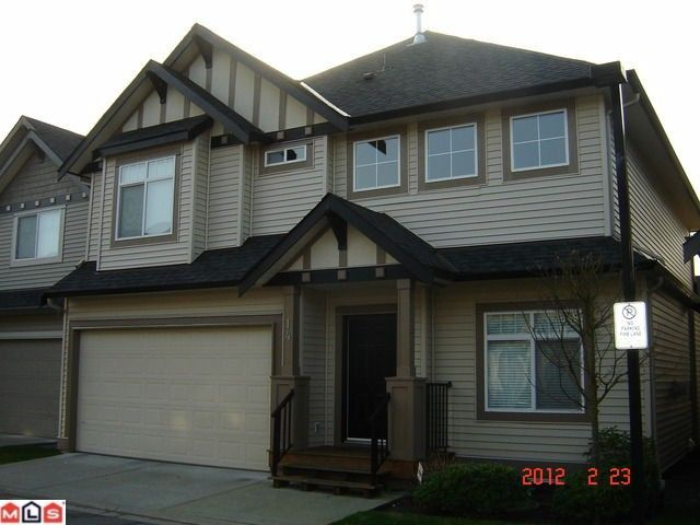 Main Photo: 14 6195 168TH Street in Surrey: Cloverdale BC House for sale (Cloverdale)  : MLS®# F1204730