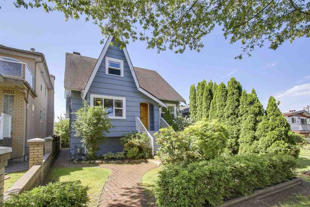Main Photo: 426 E 54TH AVENUE in : South Vancouver House for sale : MLS®# R2182424