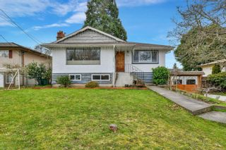 Photo 1: 1755 Mortimer St in : SE Mt Tolmie House for sale (Saanich East)  : MLS®# 867577