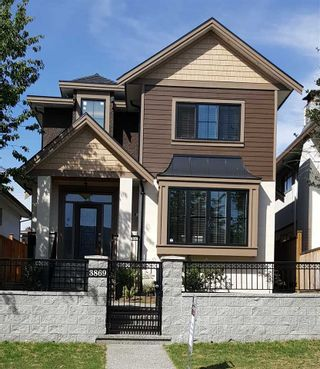 Photo 1: 3869 NAPIER STREET in Burnaby: Willingdon Heights House for sale (Burnaby North)  : MLS®# R2139672