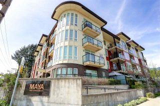 Photo 1: 210 1188 JOHNSON STREET in Coquitlam: Eagle Ridge CQ Condo for sale : MLS®# R2059907
