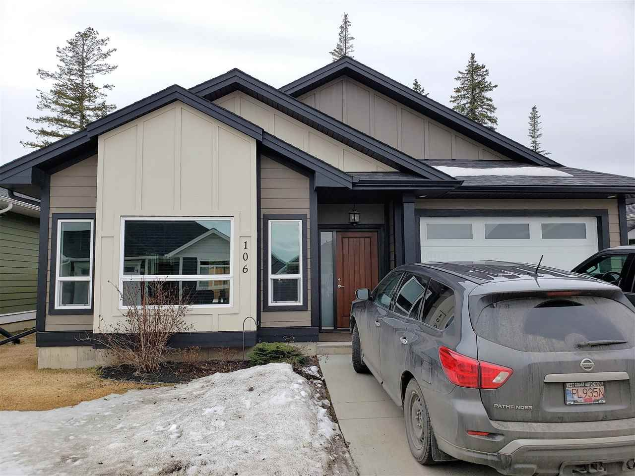 Main Photo: 106 4303 UNIVERSITY HEIGHTS Drive in Prince George: Charella/Starlane House for sale (PG City South (Zone 74))  : MLS®# R2561893