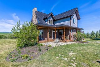 Photo 1: 386099 128 Street W: Rural Foothills County Detached for sale : MLS®# A1122418