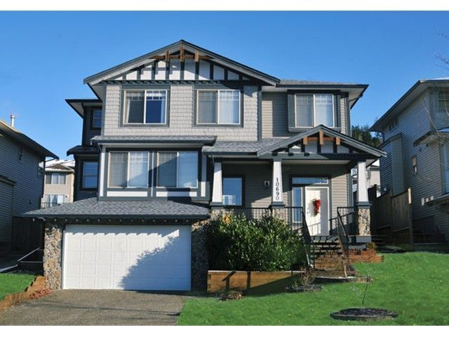 "Main Photo: 10690 247A Street in Maple Ridge: Albion House for sale in ""THE UPLANDS"" : MLS®# V1095577"