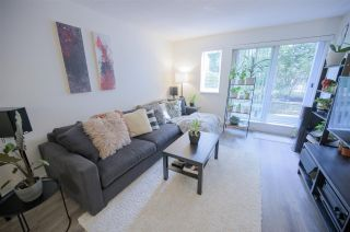 """Photo 2: 103 9890 MANCHESTER Drive in Burnaby: Cariboo Condo for sale in """"Brookside Court"""" (Burnaby North)  : MLS®# R2509254"""