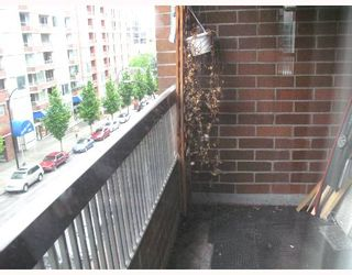 """Photo 9: 501 1333 HORNBY Street in Vancouver: Downtown VW Condo for sale in """"ANCHOR POINT"""" (Vancouver West)  : MLS®# V651973"""