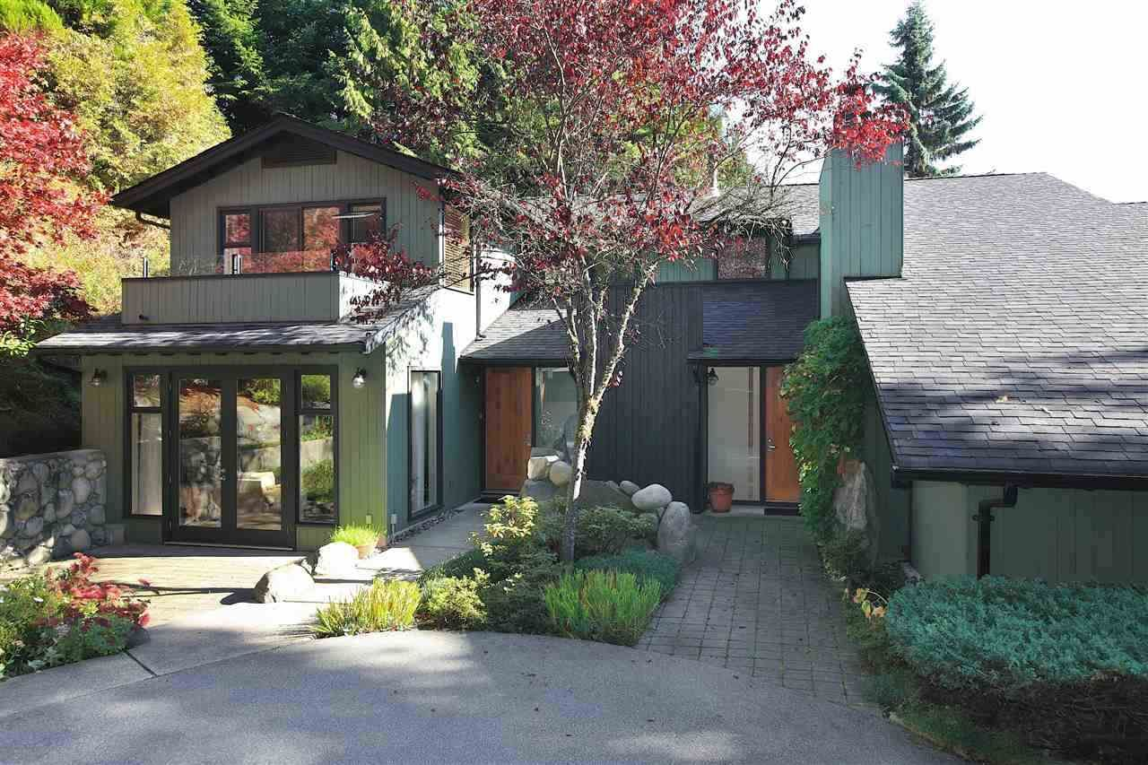 Main Photo: 1145 GROVELAND Court in West Vancouver: British Properties House for sale : MLS®# R2544867