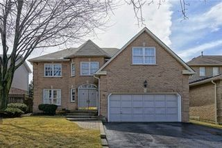 Photo 1: 35 Flint Crescent Whitby Ontario Beautiful 4 +1 Bedroom home in Sought After Fallingbrook neighbourhood