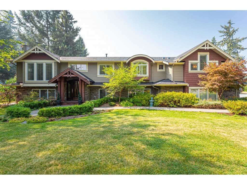 Main Photo: 5431 240 Street in Langley: Salmon River House for sale : MLS®# R2497881