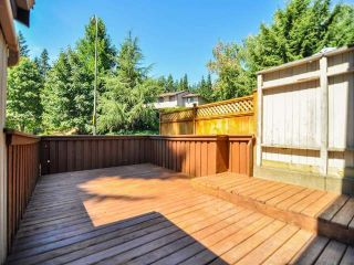 "Photo 15: 887 CUNNINGHAM Lane in Port Moody: North Shore Pt Moody Townhouse for sale in ""WOODSIDE VILLAGE"" : MLS®# V1021537"