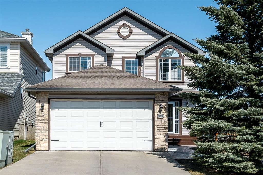 Main Photo: 10910 Hidden Valley Drive NW in Calgary: Hidden Valley Detached for sale : MLS®# A1096999