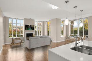 Photo 2: 112 999 Burdett Ave in : Vi Downtown Condo for sale (Victoria)  : MLS®# 859358