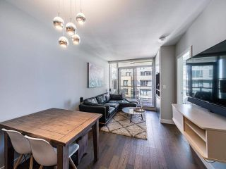 """Photo 5: 1202 288 W 1ST Avenue in Vancouver: False Creek Condo for sale in """"The James"""" (Vancouver West)  : MLS®# R2589567"""